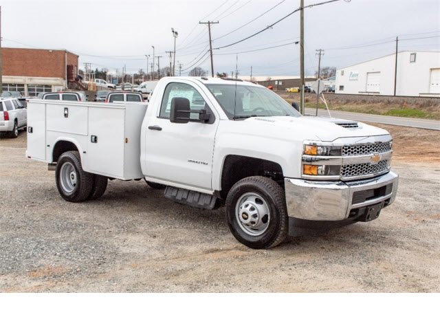 2019 Silverado 3500 Regular Cab DRW 4x2,  Knapheide Standard Service Body #FK2225 - photo 9