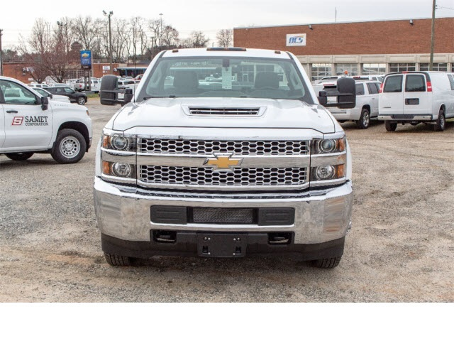 2019 Silverado 3500 Regular Cab DRW 4x2,  Knapheide Standard Service Body #FK2225 - photo 11