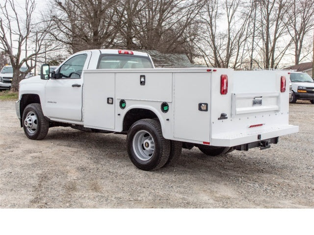 2019 Silverado 3500 Regular Cab DRW 4x2,  Knapheide Standard Service Body #FK2225 - photo 2