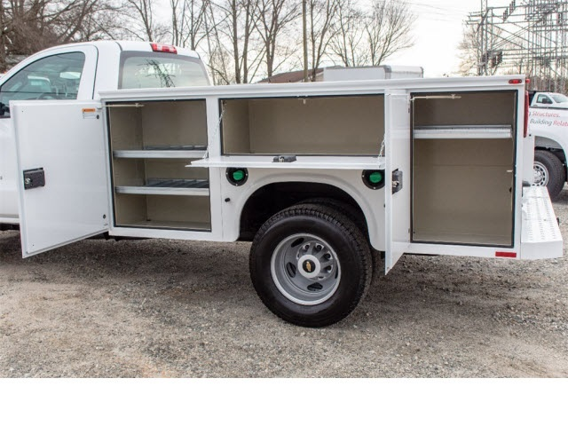 2019 Silverado 3500 Regular Cab DRW 4x2,  Knapheide Standard Service Body #FK2225 - photo 4