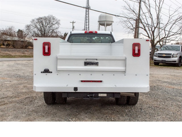 2019 Silverado 3500 Regular Cab DRW 4x2,  Knapheide Standard Service Body #FK2225 - photo 5