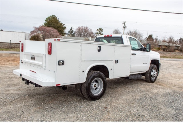 2019 Silverado 3500 Regular Cab DRW 4x2,  Knapheide Standard Service Body #FK2225 - photo 7