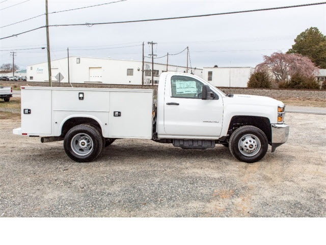 2019 Silverado 3500 Regular Cab DRW 4x2,  Knapheide Standard Service Body #FK2225 - photo 8