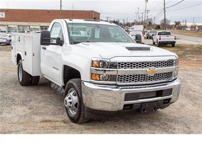 2019 Silverado 3500 Regular Cab DRW 4x2,  Knapheide Standard Service Body #FK2225 - photo 10