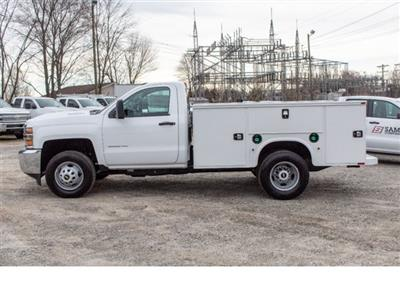 2019 Silverado 3500 Regular Cab DRW 4x2,  Knapheide Standard Service Body #FK2225 - photo 3