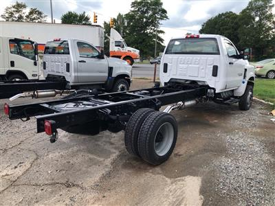 2020 Chevrolet Silverado 5500 Regular Cab DRW 4x4, Cab Chassis #FK2232 - photo 4