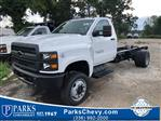 2020 Chevrolet Silverado 5500 Regular Cab DRW 4x4, Cab Chassis #FK2232 - photo 1