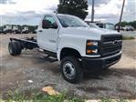 2020 Chevrolet Silverado 5500 Regular Cab DRW 4x4, Cab Chassis #FK2232 - photo 5