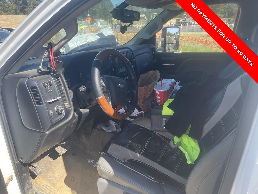2019 Silverado 2500 Crew Cab 4x4,  Pickup #FK22510 - photo 13