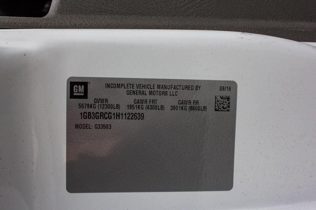 2017 Express 3500,  Knapheide Service Utility Van #FK22639X - photo 21