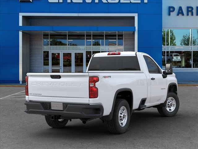 2020 Silverado 2500 Regular Cab 4x4, Pickup #FK2267X - photo 1