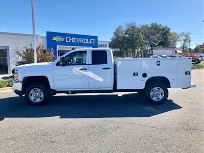 2019 Chevrolet Silverado 2500 Double Cab 4x2, Knapheide Steel Service Body #FK22804 - photo 3