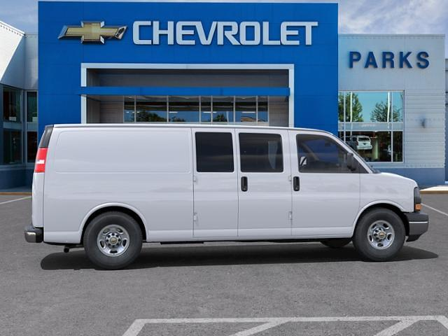2021 Chevrolet Express 2500 4x2, Empty Cargo Van #FK2285 - photo 5