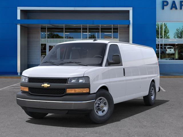 2021 Chevrolet Express 2500 4x2, Empty Cargo Van #FK2285 - photo 6