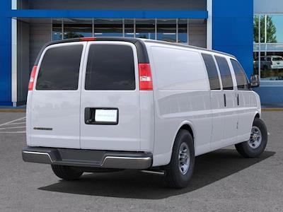 2021 Chevrolet Express 2500 4x2, Empty Cargo Van #FK2285 - photo 2