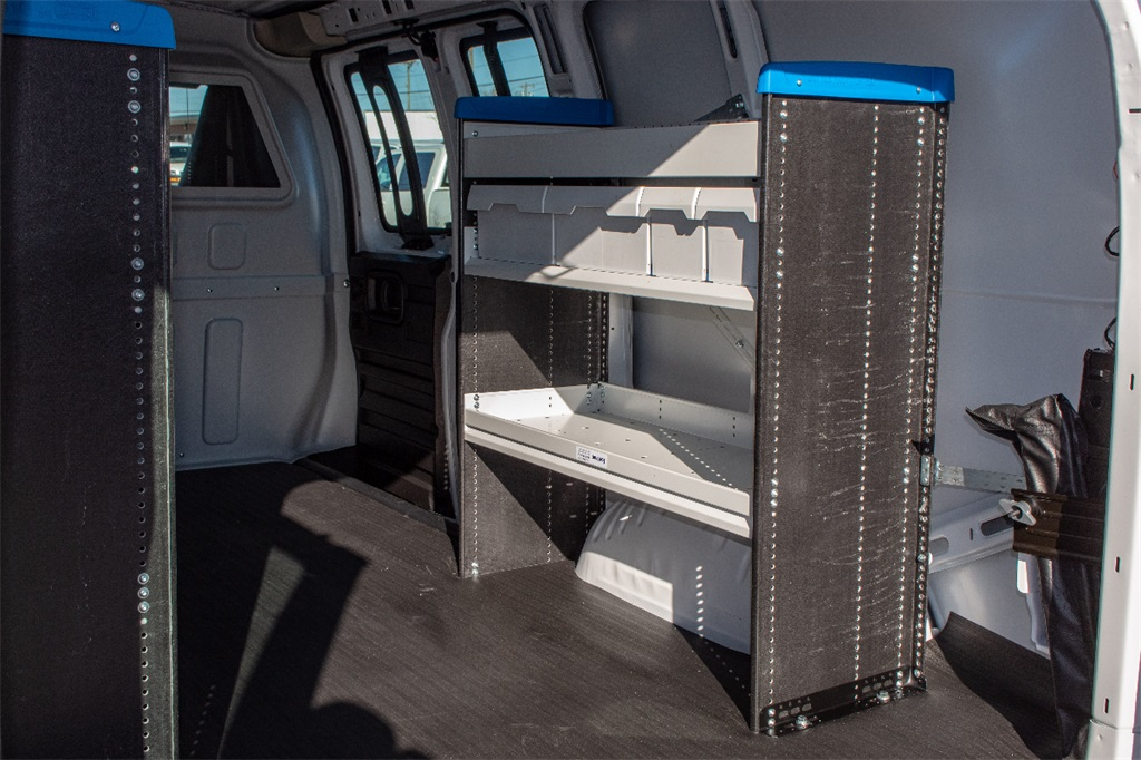 2019 Express 2500 4x2,  Sortimo Shelf Staxx Upfitted Cargo Van #FK2306 - photo 2