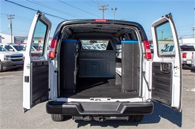 2019 Express 2500 4x2,  Sortimo Shelf Staxx Upfitted Cargo Van #FK2306 - photo 8