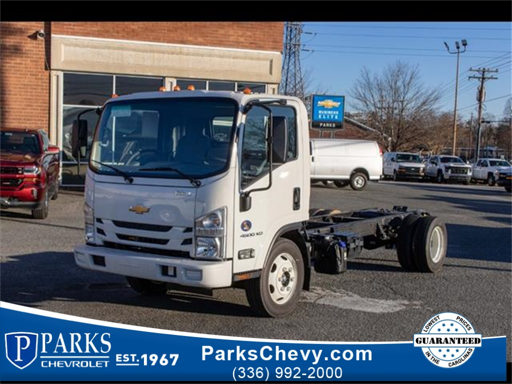 2020 Chevrolet LCF 4500XD Regular Cab DRW 4x2, Cab Chassis #FK2427 - photo 1