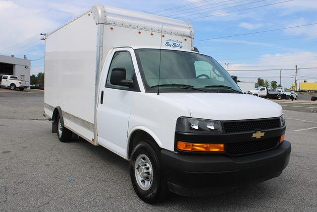 2020 Express 3500 4x2,  Cutaway Van #FK24434A - photo 2