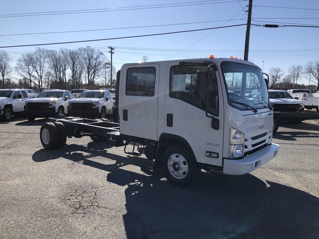 2019 Chevrolet LCF 3500 Crew Cab 4x2, Cab Chassis #FK2455 - photo 6