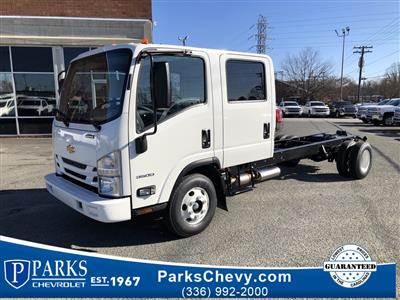 2019 LCF 3500 Crew Cab 4x2, Cab Chassis #FK2455 - photo 1