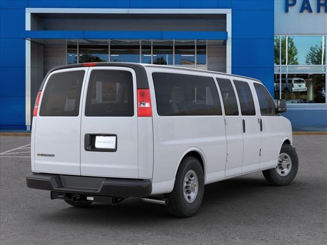 2020 Chevrolet Express 3500 4x2, Passenger Wagon #FK2485 - photo 2