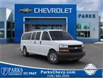 2020 Chevrolet Express 3500 4x2, Passenger Wagon #FK2485 - photo 1