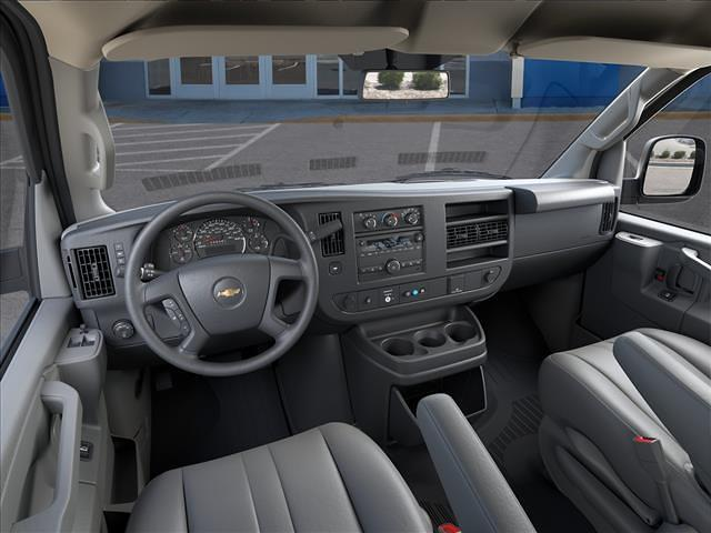 2021 Chevrolet Express 2500 4x2, Empty Cargo Van #FK2539 - photo 12
