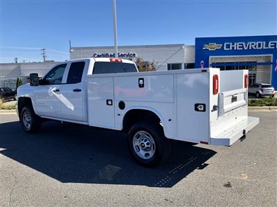 2019 Chevrolet Silverado 2500 Double Cab 4x2, Knapheide Steel Service Body #FK25853 - photo 2