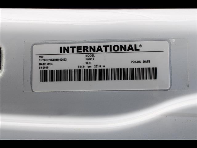 2019 Chevrolet Silverado 5500 Regular Cab DRW 4x2, Cab Chassis #FK2622X - photo 11