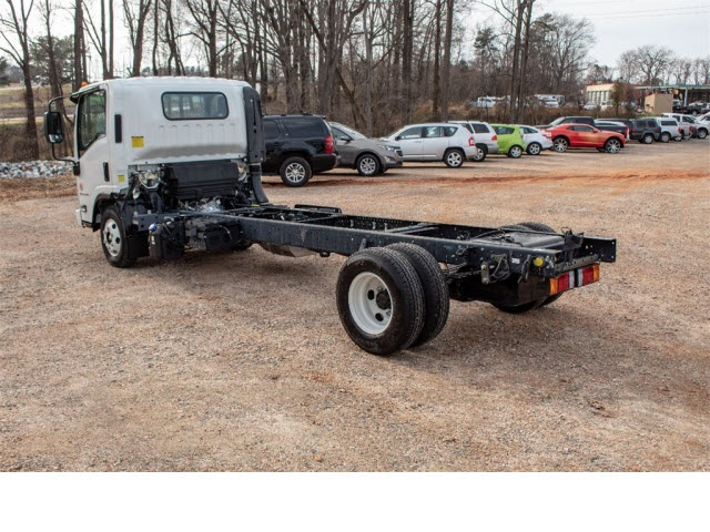 2017 LCF 4500HD Regular Cab 4x2,  Cab Chassis #FK2625 - photo 1