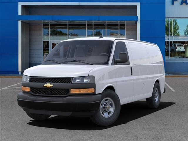 2021 Chevrolet Express 2500 4x2, Empty Cargo Van #FK2702 - photo 6