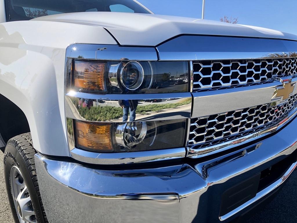 2019 Chevrolet Silverado 2500 Double Cab 4x2, Knapheide Steel Service Body #FK2803 - photo 10