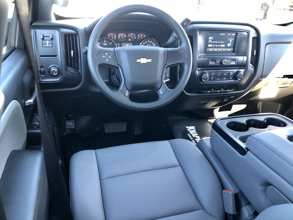 2019 Chevrolet Silverado 2500 Double Cab 4x2, Knapheide Steel Service Body #FK2844 - photo 14