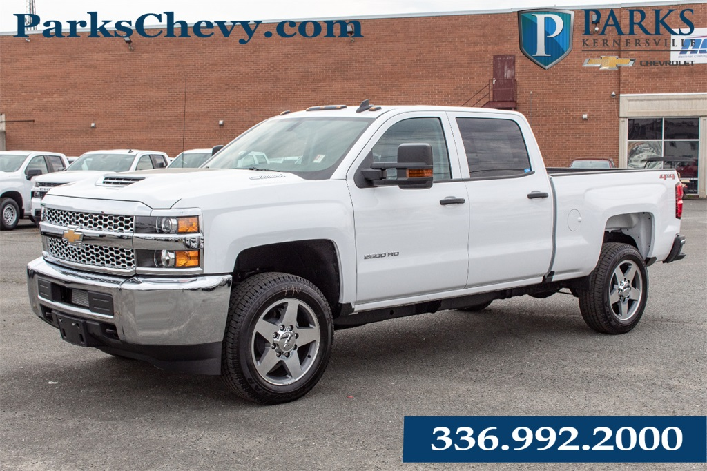 2019 Silverado 2500 Crew Cab 4x4,  Pickup #FK2886P - photo 1