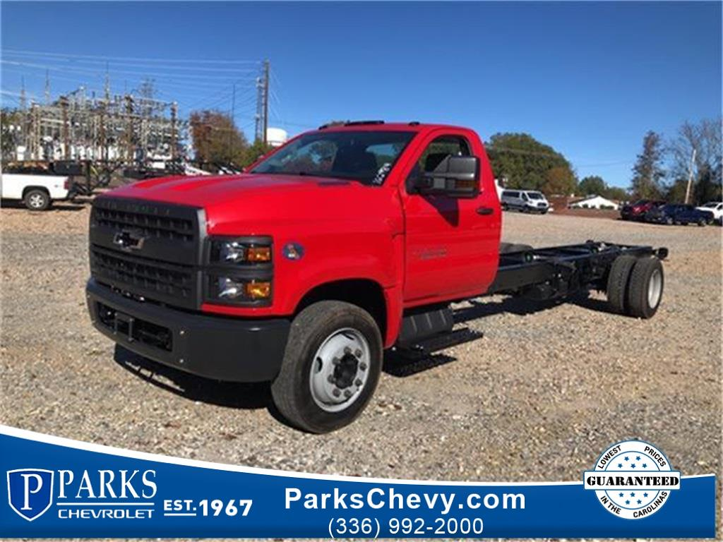 2019 Chevrolet Silverado 5500 Regular Cab DRW 4x2, Cab Chassis #FK2989 - photo 1