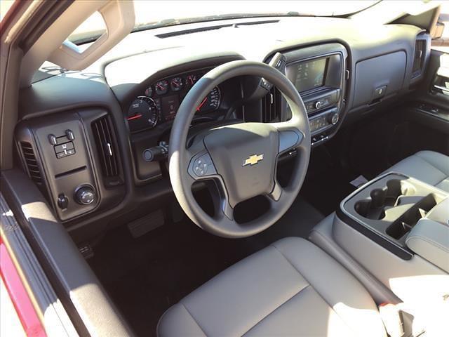 2019 Silverado 5500 Regular Cab DRW 4x2,  Cab Chassis #FK2989 - photo 12