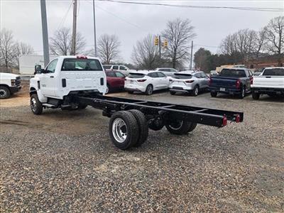 2019 Chevrolet Silverado 5500 Regular Cab DRW 4x4, Cab Chassis #FK3016 - photo 2
