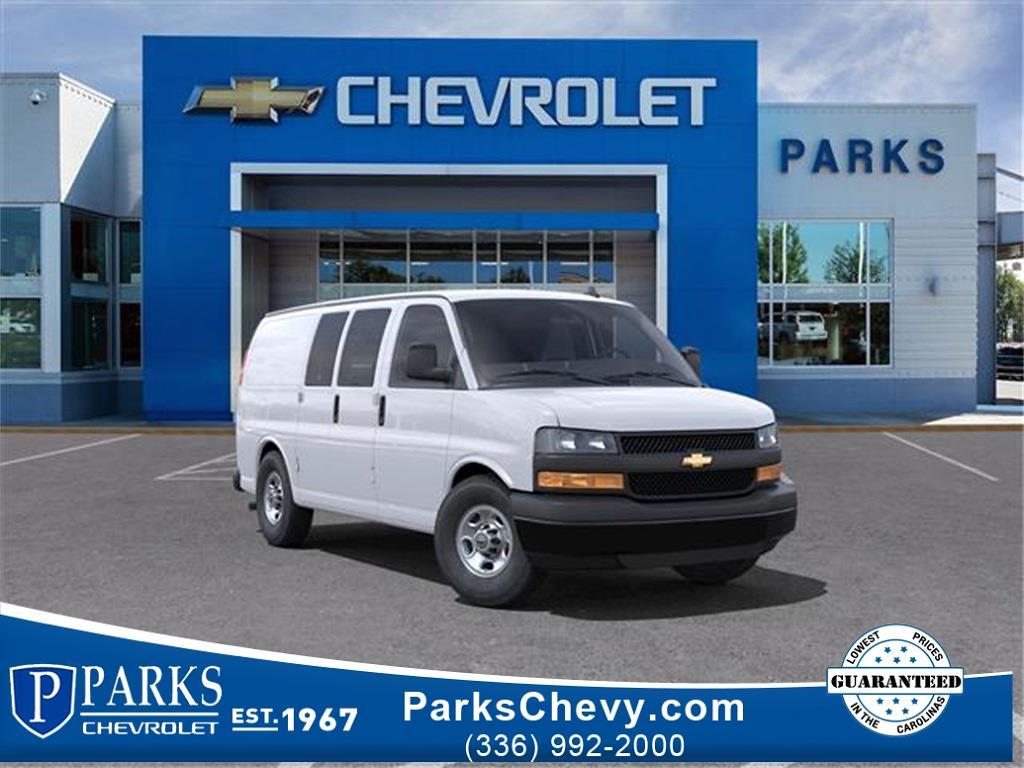 2021 Chevrolet Express 2500 4x2, Empty Cargo Van #FK3081 - photo 1
