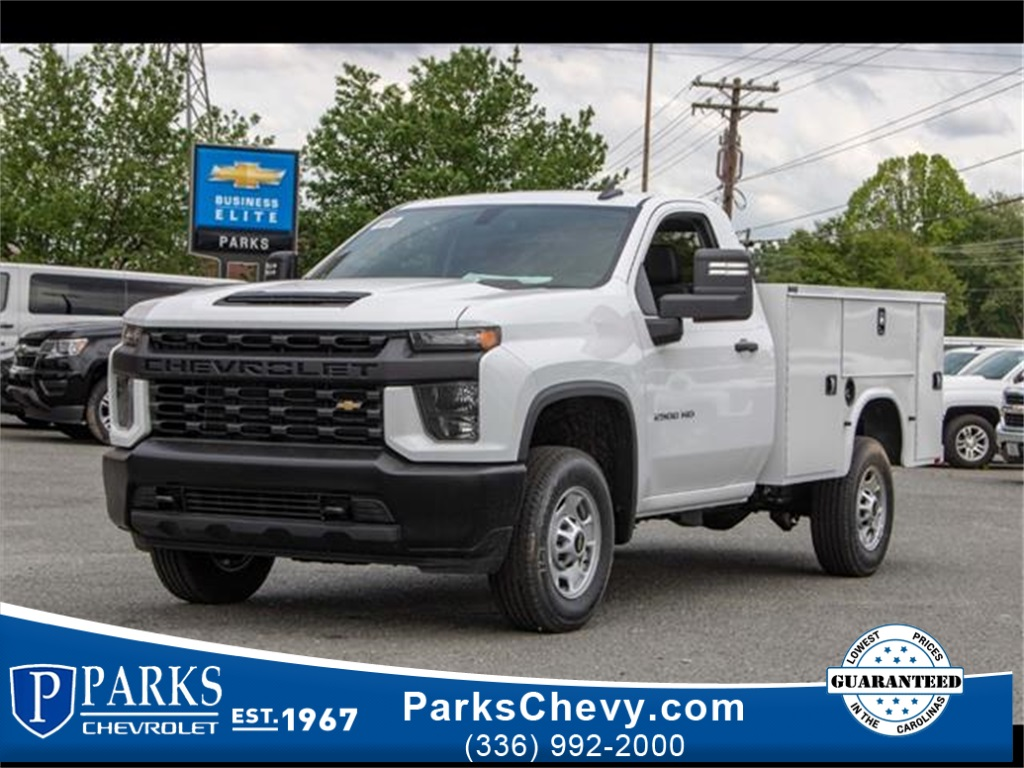 2020 Chevrolet Silverado 2500 Regular Cab 4x2, Knapheide Service Body #FK31228 - photo 1