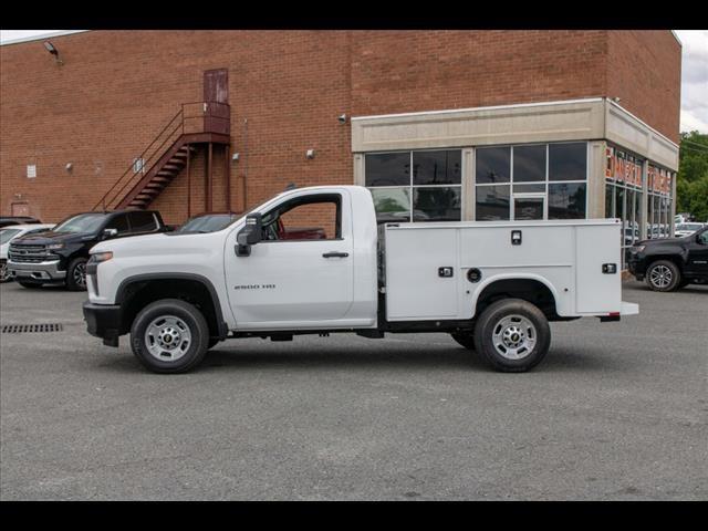 2020 Chevrolet Silverado 2500 Regular Cab 4x2, Knapheide Steel Service Body #FK31228 - photo 4