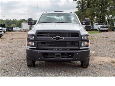 2019 Silverado 5500 Crew Cab DRW 4x2, Freedom Workhorse Stake Bed #FK3128 - photo 1