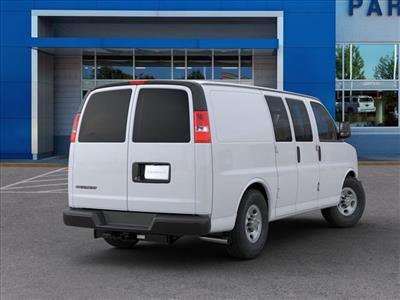 2020 Chevrolet Express 3500 4x2, Empty Cargo Van #FK3191X - photo 2