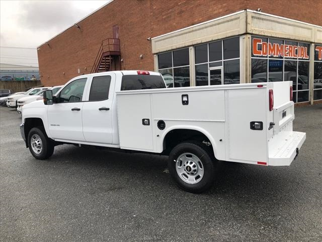 2019 Chevrolet Silverado 2500 Double Cab 4x2, Knapheide Service Body #FK3227 - photo 1