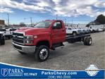 2019 Chevrolet Silverado 5500 Regular Cab DRW 4x4, Cab Chassis #FK3244 - photo 1