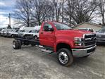 2019 Chevrolet Silverado 5500 Regular Cab DRW 4x4, Cab Chassis #FK3244 - photo 4