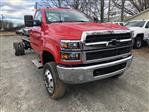 2019 Chevrolet Silverado 5500 Regular Cab DRW 4x4, Cab Chassis #FK3244 - photo 5