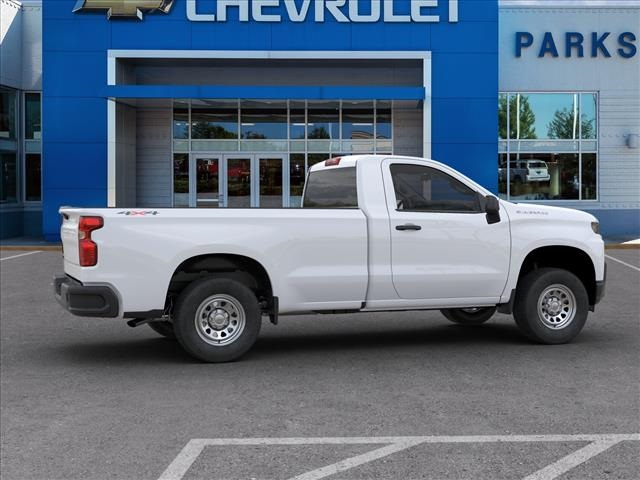 2020 Chevrolet Silverado 1500 Regular Cab 4x4, Pickup #FK33373 - photo 5