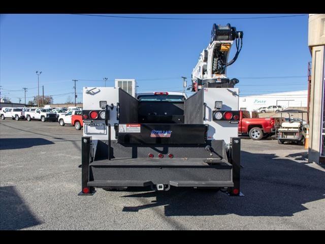 2020 Chevrolet Silverado 5500 Regular Cab DRW 4x4, Mechanics Body #FK3367 - photo 9
