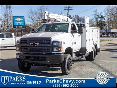 2020 Chevrolet Silverado 5500 Regular Cab DRW 4x4, Mechanics Body #FK3367 - photo 1